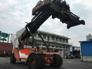 OEM kalmar Port Machinery Spare Parts Solenoid Switch