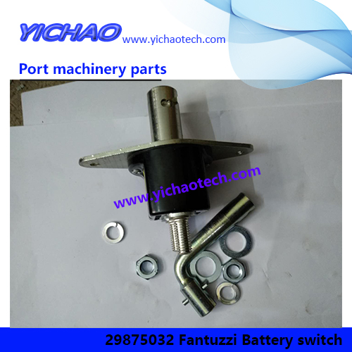 After Market Port Machinery Spare Part Battery Switch 29875032
