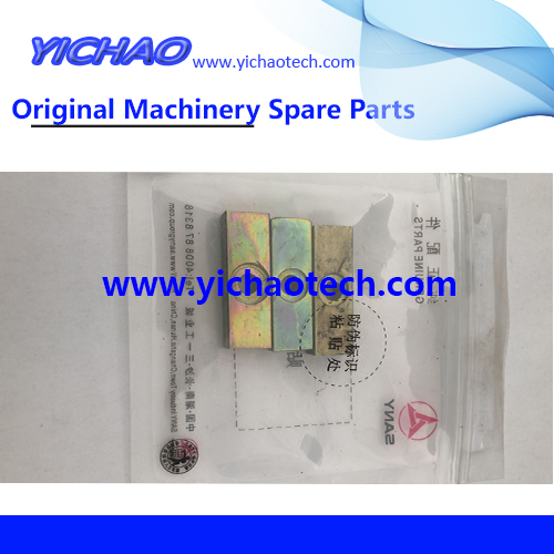 Sany Original Machinery Reach Stacker Spare Part Key A820103010873