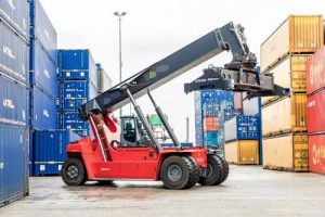 Kalmar Forklift Dce80 Original Spare Part Operating Valve Assy 920113.051