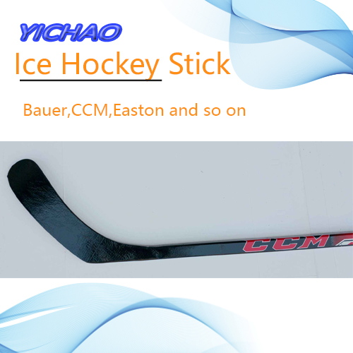 100% Carbon Fiber Design Free League Durable Bauer Ice Hockey Stick