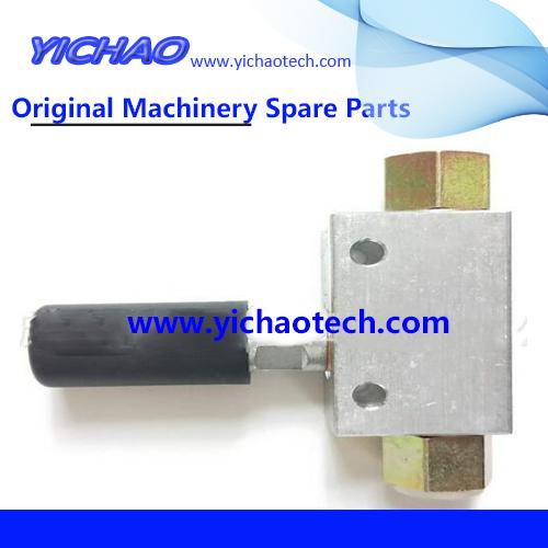 Original CVS Forklift Port Machinery Manual Fuel Pump 20450901