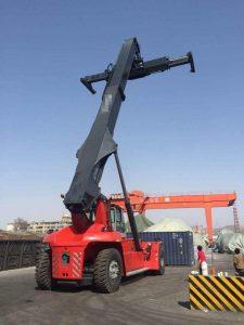 Kalmar Forklift Port Machinery Manual Fuel Pump 20450901