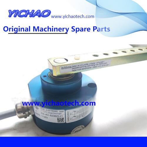 Aftermarket Konecranes Reach Stacker Port Machinery Angle Sensor 0019723000