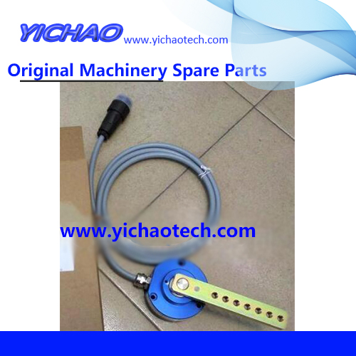 Aftermarket Linde Reach Stacker Port Machinery Angle Sensor 0019723000