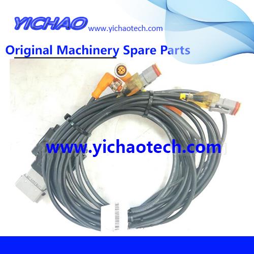 Geniune Konecranes Forklift Port Machinery Spare Part Wire Harness 54109641