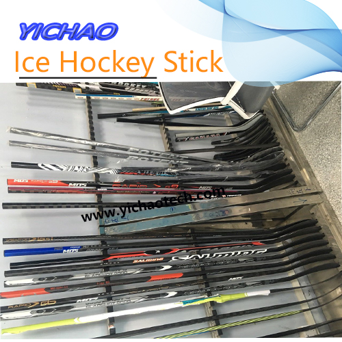 High End Maximum Power Low Kick Point Bauer Ice Hockey Stick