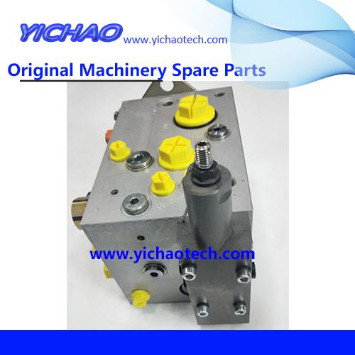 Original Kalmar Forklift Spare Part Parker Aluminum Alloy Valve 923636.0374/91217345b