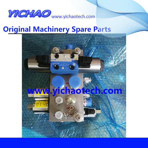 Genuine Sany Reach Stacker Spare Part Rotary Valve Group 14002572