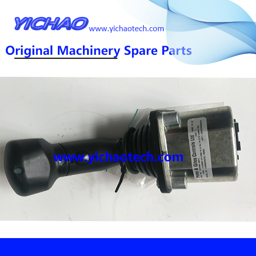 Original Kalmar Reach Stacker Spare Part Operating Joystick 7919040085