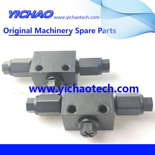 Original Konecranes Reach Stacker 105cc Hydraulic Main Pump Parker Valve Core 6055.009