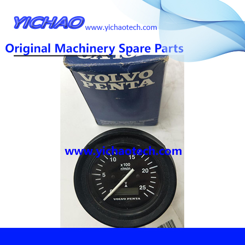 OEM Reach Stacker Spare Part Volvo Tachometer 874496