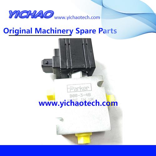 Genuine Dce80 Forklift Spare Part Parker Hand Brake Balve 922143.0047