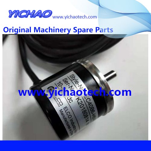 Original Sany/Konecranes Forklift Spare Part Elco Encoder Ec40b6-H6ar-1024