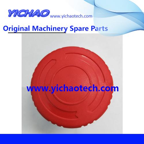 Original Linde Reach Stacker Schneider Emergency Stop Switch 6036.008