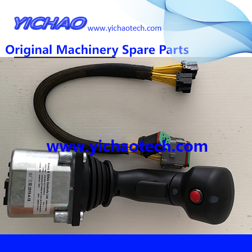 Genuine Sany Reach Stacker Port Machinery Spare Part Control Handle 12907177