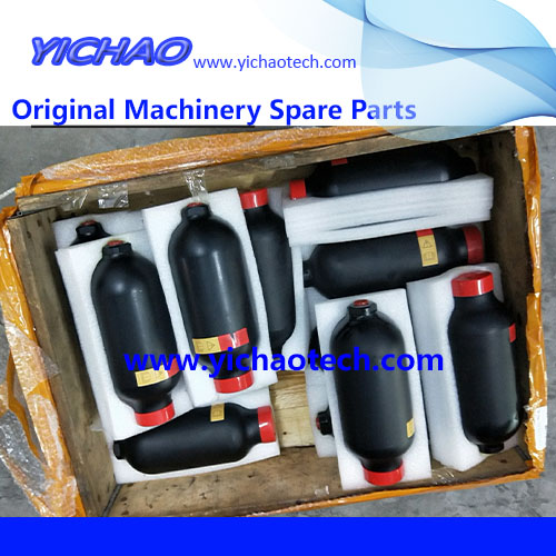 Original Reach Stacker Port Machinery Spare Part Accumulator 2302.000.0001