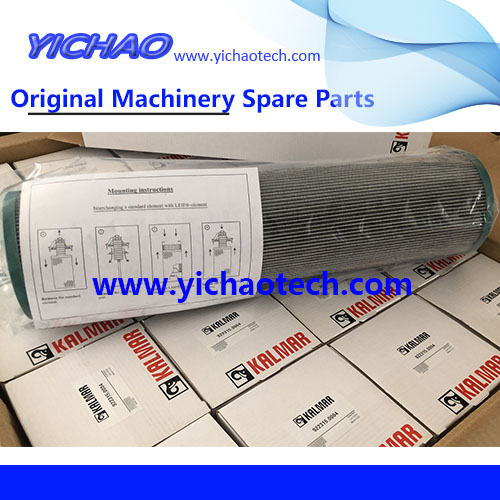 Original Kalmar Reach Stacker Spare Part Return Oil Filter 922315.0004