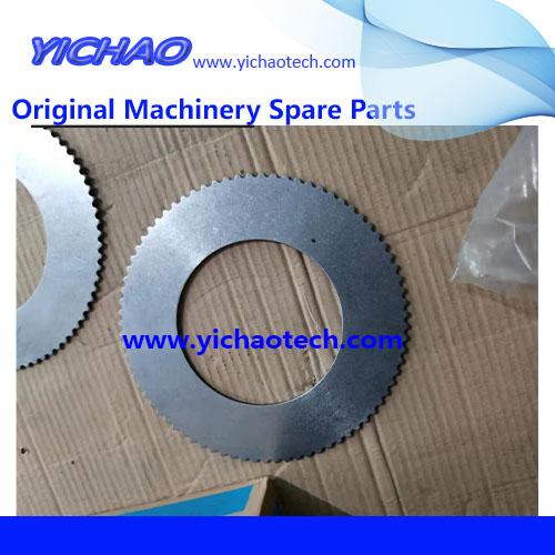 Original Kalmar Reach Stacker Spare Part Steel Disc 923855.1433