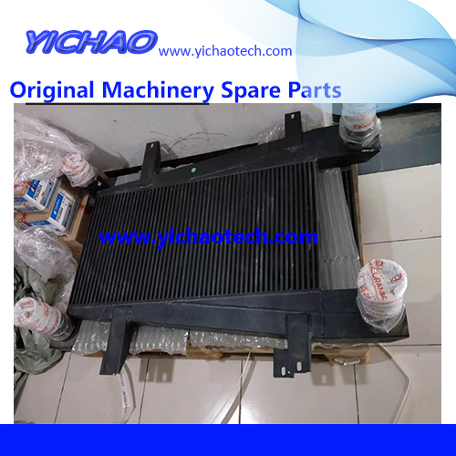 Original Kalmar Reach Stacker Port Machinery Spare Part Radiator P4432t