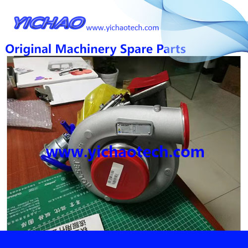 Original Kalmar/Sany Container Equipment Port Machinery Parts Holset Turbocharger 3795669