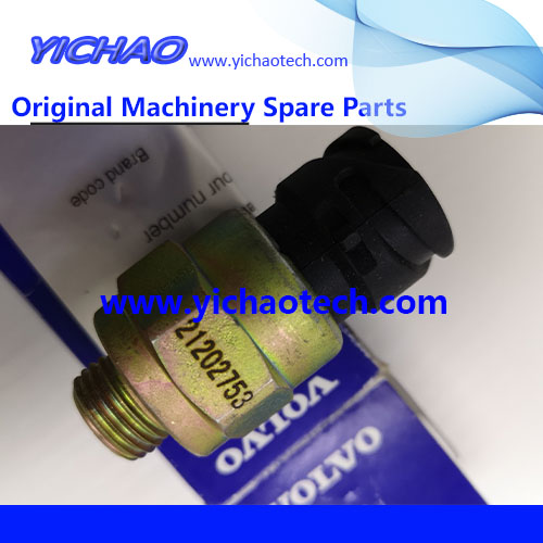Original Volvo Container Equipment Port Machinery Parts Sensor 52609076