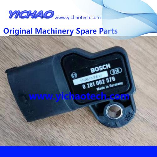 Original Kalmar Container Equipment Port Machinery Parts Bosch Sensor 52609820