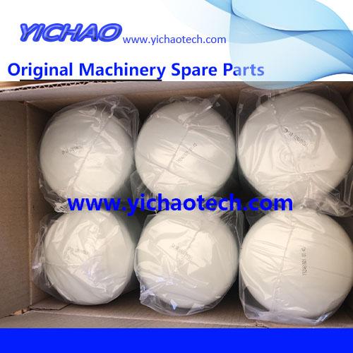 Original Container Equipment Port Machinery Parts Fleetguard Oil Filter Lf3325