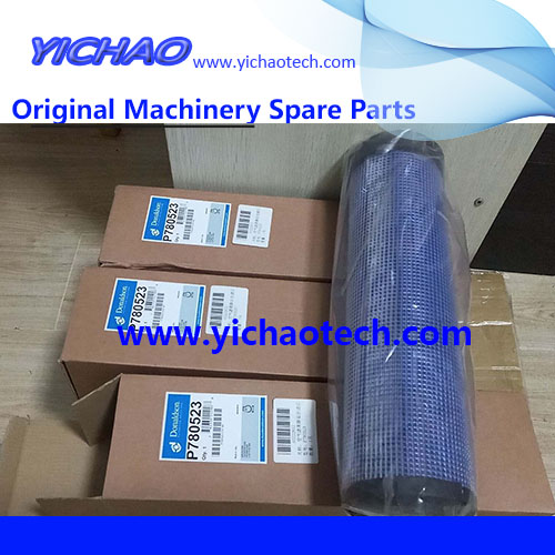 Original Sany Container Equipment Port Machinery Parts Air Filter 60222812