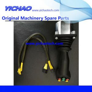 Genuine Sany Container Equipment Port Machinery Parts Joystick 9181204000015/60143815