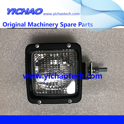 Original Sany Container Equipment Port Machinery Parts Working Lamp B241100000421