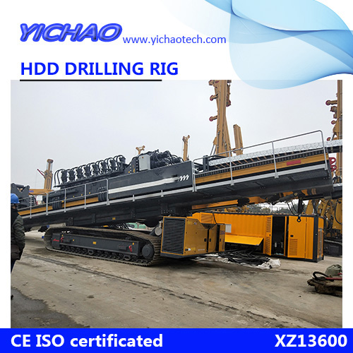 XZ13600 XCMG Trenchless Horizontal Directional Drill Rig Machine HDD Drill Machine