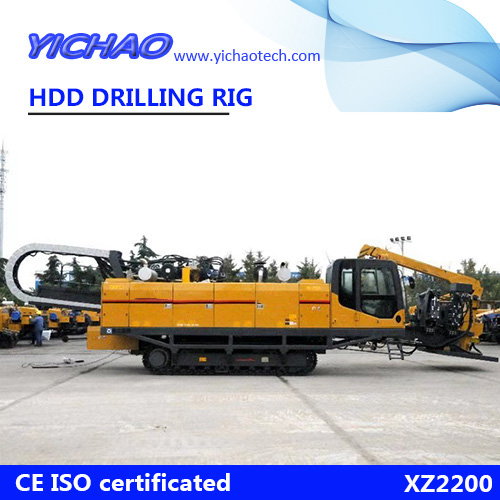 XZ2200 XCMG Trenchless Horizontal Directional Drill Rig Machine HDD Drill Machine