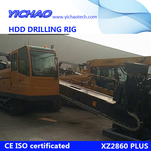 XZ2860 Plus XCMG Trenchless Horizontal Directional Drill Rig Machine HDD Drill Machine