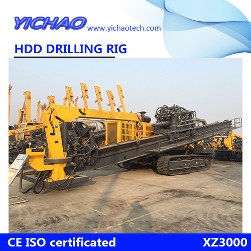 XZ3000 XCMG Trenchless Horizontal Directional Drill Rig Machine HDD Drill Machine