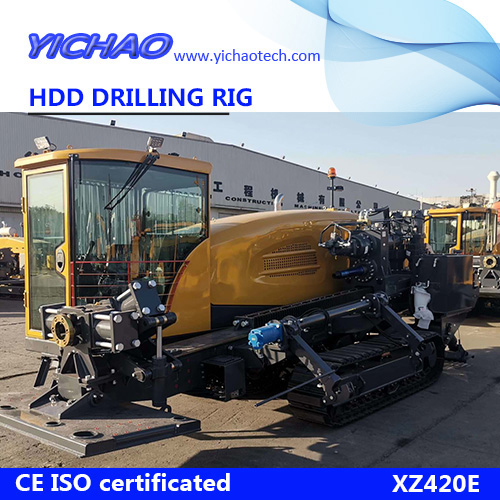 XZ420E XCMG Trenchless Horizontal Directional Drill Rig Machine HDD Drill Machine