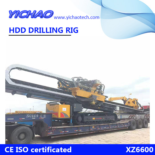 XZ6600 XCMG Trenchless Horizontal Directional Drill Rig Machine HDD Drill Machine