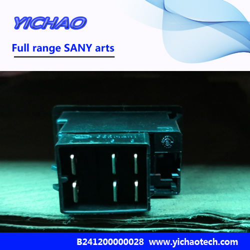 Sany container reach stacker B241200000028 switch