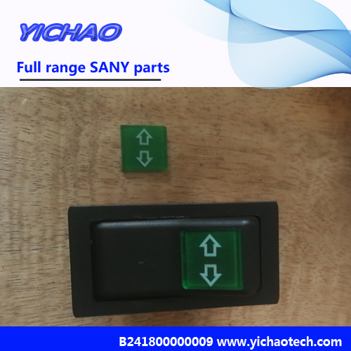 B241800000009 mark card sany container reach stacker