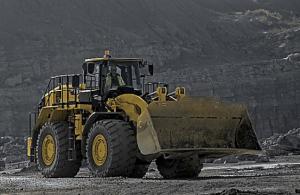 CAT 930K wheel loader parts