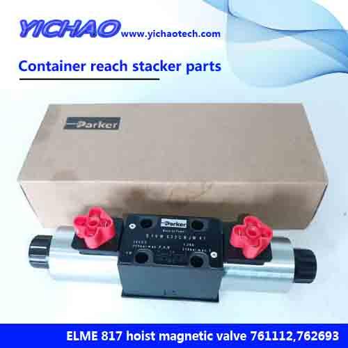 ELME 817 hoist magnetic valve 761112,762693