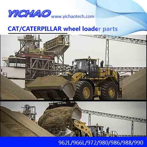 Caterpillar wheel loader spare parts(950,962,966,972,980,986,988,990)