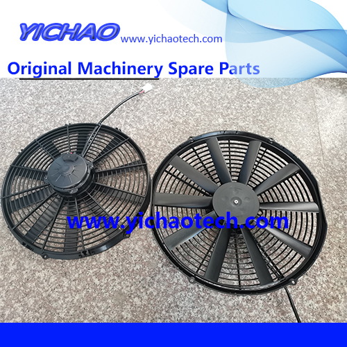 Genuine Container Equipment Port Machinery Parts Fan 923855.1201