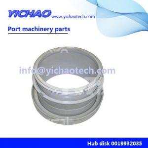 Hub disk 0019932035 for Linde reachstacker
