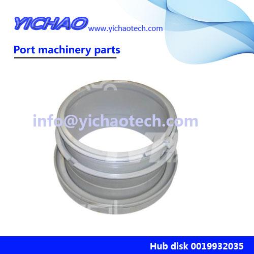 Hub disk 0019932035 for Linde reachstacker LINDE PART NO. 0019932035