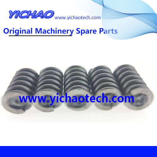 Genuine Reach Stacker Spare Part Rotary Motor Spring 60120618 for Sany