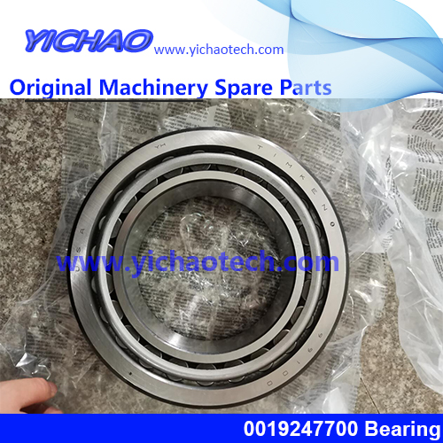 Original Container Equipment Port Machinery Parts Bearing 0019247700 for Linde