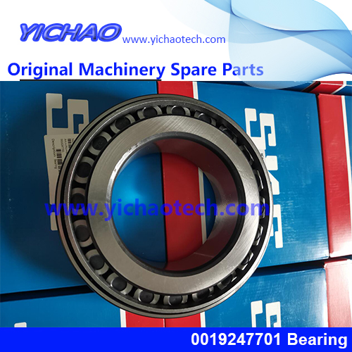 Original Container Equipment Port Machinery Parts Bearing 0019247701 for Linde