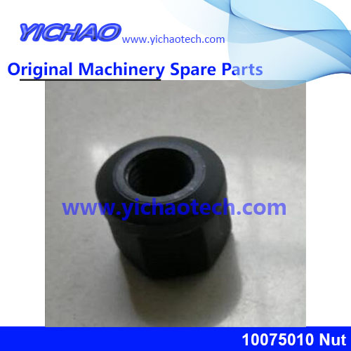 Original Container Equipment Port Machinery Parts Nut 10075010 for Sany