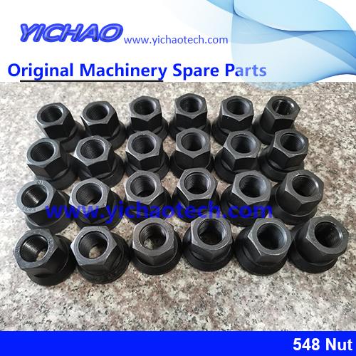 Original Container Equipment Port Machinery Parts Nut 548 for Kalmar